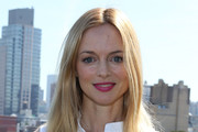 Heather Graham Long Center Part