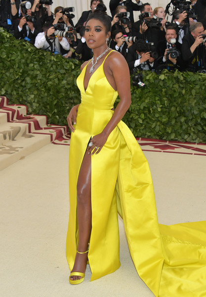 Gabrielle Union In Prabal Gurung