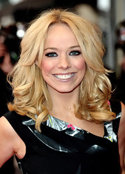 Liz Mcclarnon's voluminous curly 'do at the premiere of 'The Heavy' looked downright gorgeous.