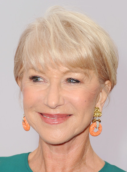 Helen Mirren Make-up