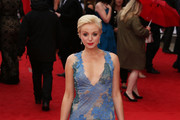 Helen George Evening Dress