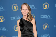Helen Hunt One Shoulder Dress