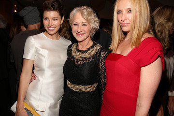 "Helen Mirren Jessica Biel Premiere Of Fox Searchlight Pictures' ""Hitchcock"" - After Party"