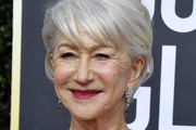 Helen Mirren Messy Cut