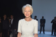 Helen Mirren Peplum Top