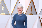 Helen Mirren Satin Clutch