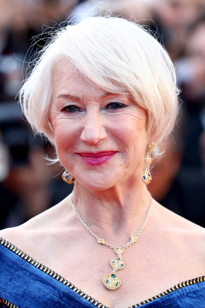 helen mirren hair styles helen mirren bob bob lookbook stylebistro 8633