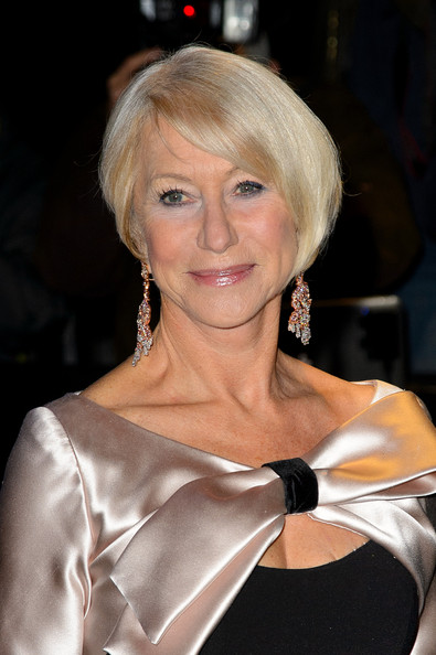 Helen Mirren Wedge