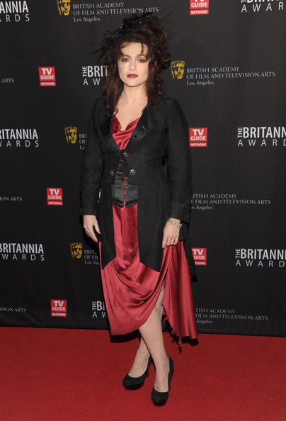 Helena Bonham Carter Shoes