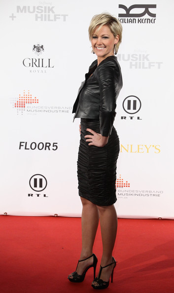 Helene Fischer Pencil Skirt