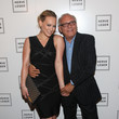 Max Azria and Hilary Duff