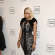 Nicki Minaj at Herve Leger by Max Azria