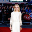 Look of the Day, October 9: Sienna Miller in Demure White