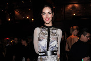Hilary Rhoda Print Dress