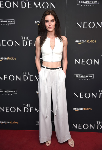 Hilary Rhoda Crop Top