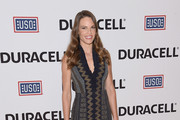 Hilary Swank Cocktail Dress