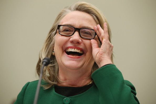 Clinton Testifies Before House Foreign Affairs Cmte On Benghazi Attacks
