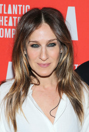 Sarah Jessica Parker framed her face with this edgy-chic layered cut for the 'Hold On to Me Darling' opening after-party.