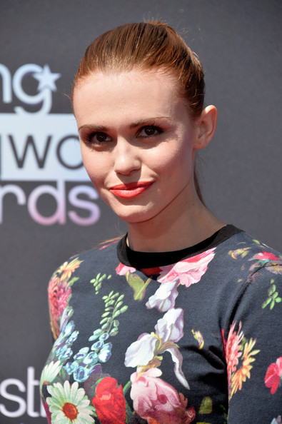 Holland Roden Red Lipstick