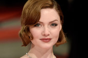 Holliday Grainger Finger Wave