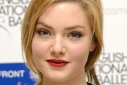 Holliday Grainger Loose Ponytail