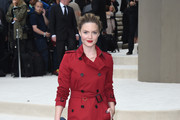 Holliday Grainger Trenchcoat