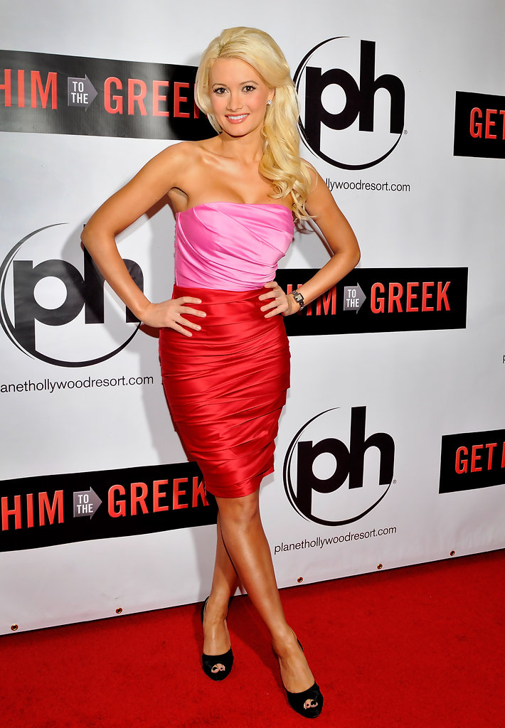 Holly Madison Cocktail Dress Holly Madison Clothes Looks
