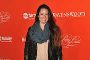 Holly Marie Combs Leather Pants