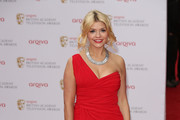 Holly Willoughby One Shoulder Dress
