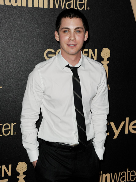 More Pics of Logan Lerman Buzzcut (4 of 7) - Short Hairstyles Lookbook - StyleBistro
