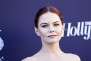 Jennifer Morrison opted for a simple center-parted bun when she attended the Hollywood Reporter's 2017 Women in Entertainment Breakfast.