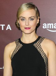 Taylor Schilling oozed Old Hollywood glamour with this side chignon at the Next Gen 20th anniversary gala.