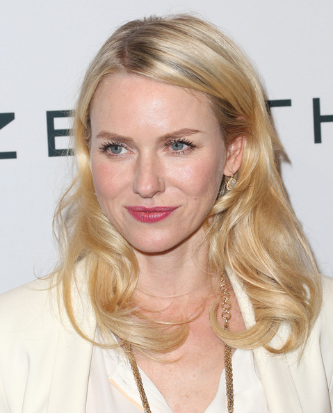 More Pics of Naomi Watts Long Curls (1 of 19) - Long Hairstyles Lookbook - StyleBistro