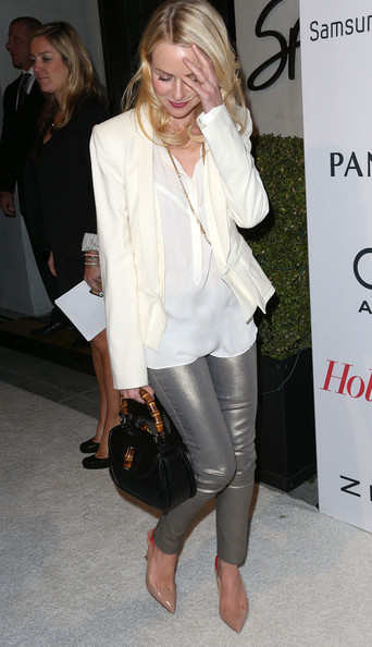 More Pics of Naomi Watts Skinny Pants (4 of 19) - Naomi Watts Lookbook - StyleBistro