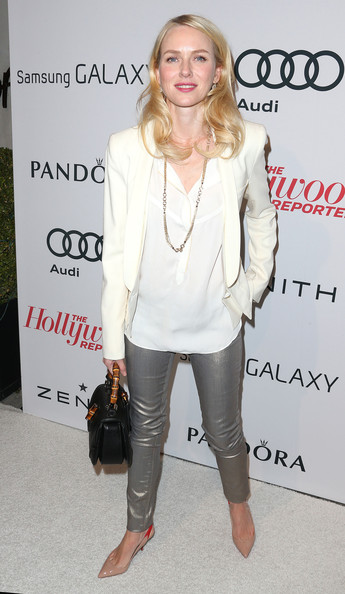 More Pics of Naomi Watts Skinny Pants (3 of 19) - Naomi Watts Lookbook - StyleBistro