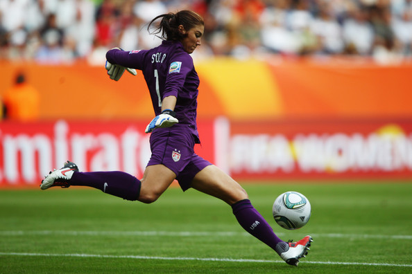 Hope Solo Shoes