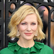 Hairstyles For Women With Fine Hair: Cate Blanchett's Wavy Bob