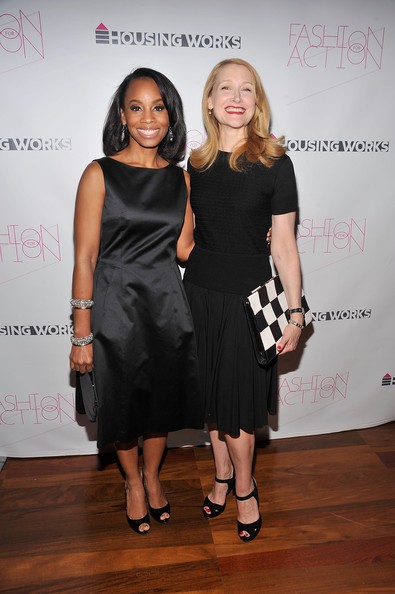 More Pics of Patricia Clarkson Printed Clutch (1 of 17) - Patricia Clarkson Lookbook - StyleBistro