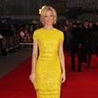 Elizabeth Banks in Bill Blass