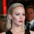 Jennifer Lawrence's Straightened Tresses