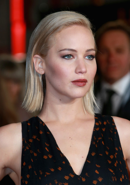 Jennifer Lawrence: Short Hair