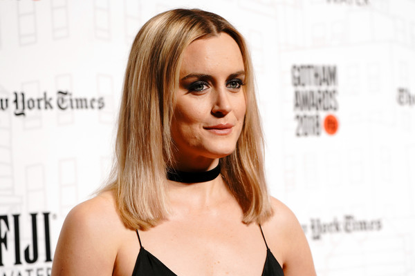 More Pics of Taylor Schilling Artistic Design Tattoo (1 of 12) - Tattoos Lookbook - StyleBistro [red carpet,hair,face,hairstyle,blond,eyebrow,lip,beauty,chin,skin,nose,taylor schilling,new york city,wall street,ifp,cipriani,28th annual gotham independent film awards,27th annual gotham independent film awards]