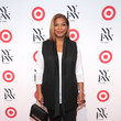 Queen Latifah at Target + IMG New York Fashion Week Kick-Off Event