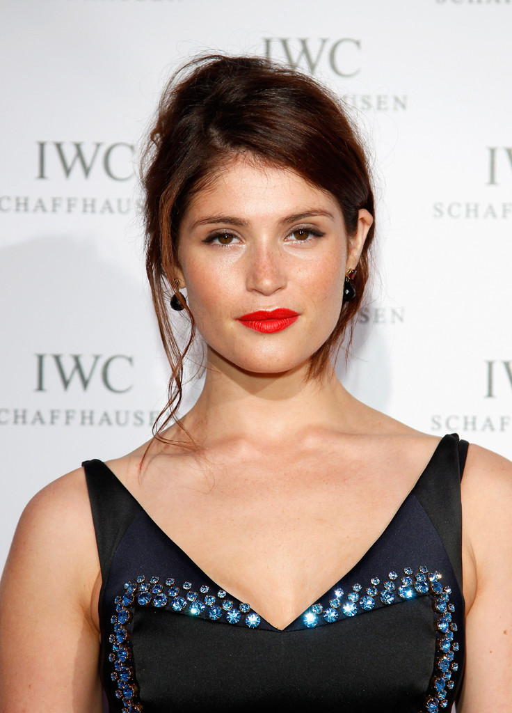 Gemma Arterton arrives at the exclusive Filmmakers Dinner during the Cannes International Film Festival hosted by Swiss watch manufacturer IWC Schaffhausen in partnership with Finch's Quarterly Review at the famous Hotel du Cap-Eden-Roc on May 21, 2012 in Cap d'Antibes, France.