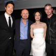 Georges Kern and Daniel Henney
