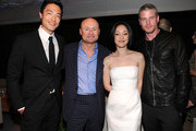 Georges Kern and Daniel Henney Photo