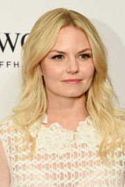 Jennifer Morrison looked radiant with her platinum-blonde waves at the IWC Schaffhausen gala.