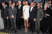 Georges Kern and Adriana Lima Photo