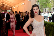 Idina Menzel Beaded Dress