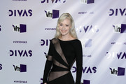 Iggy Azalea Cutout Dress